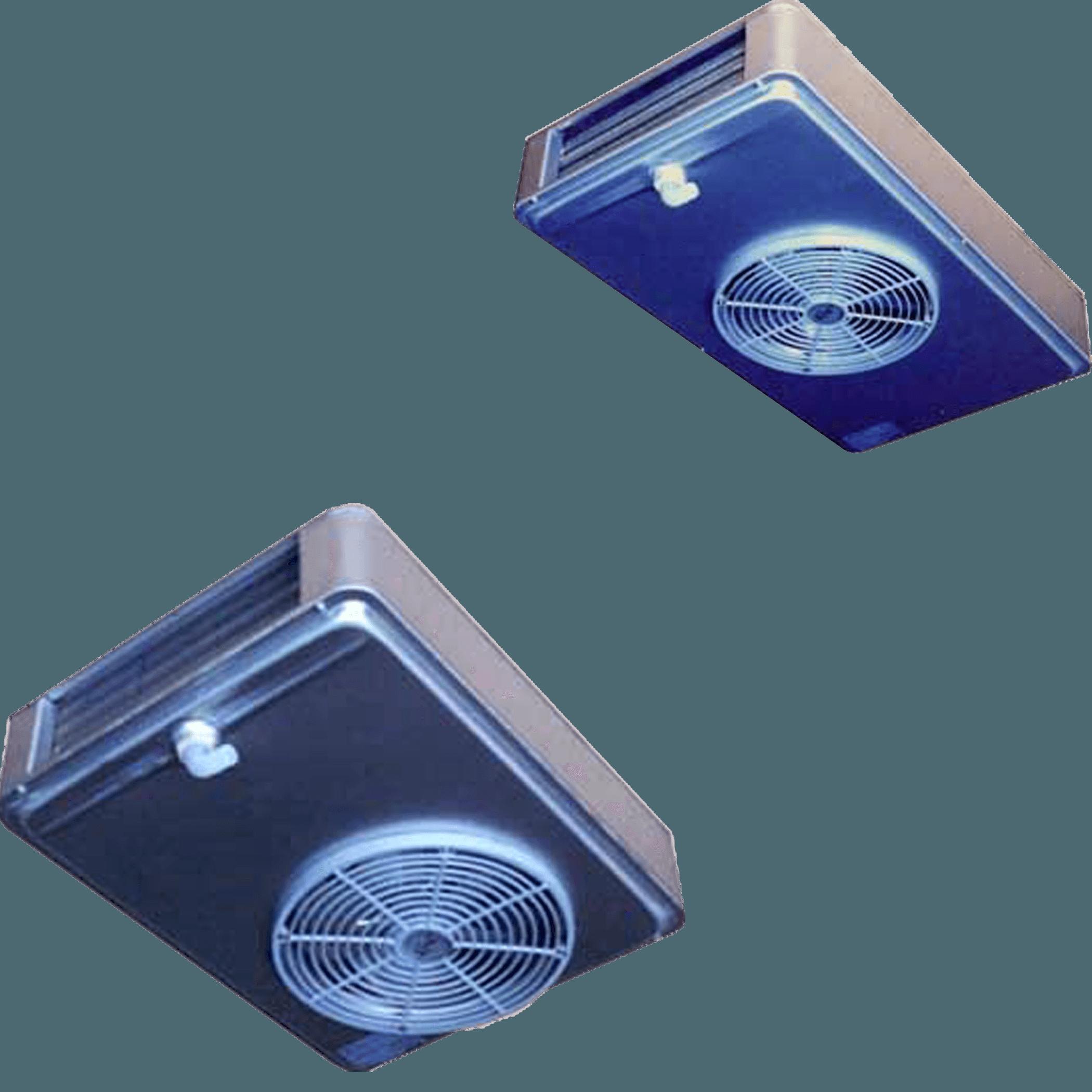 Αεροψυκτήρες Οροφής μονής και διπλής ροής