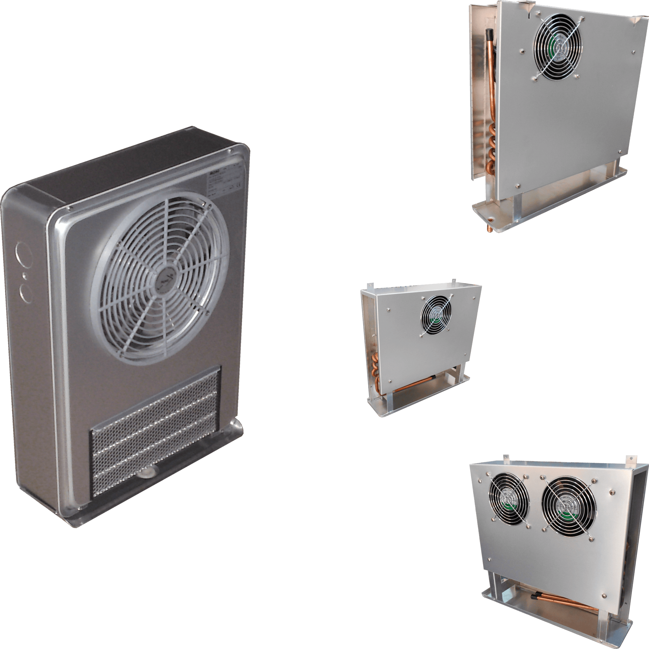 (Mini type) Unit coolers – Under counter