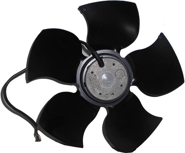 fan motor emc 300mm