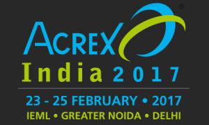 ACREX India 2017 exhibition